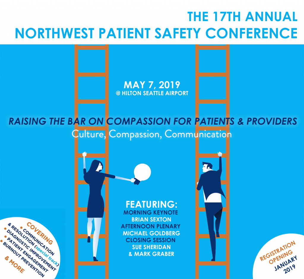 2019 NW Patient Safety Conference - Promo - Small