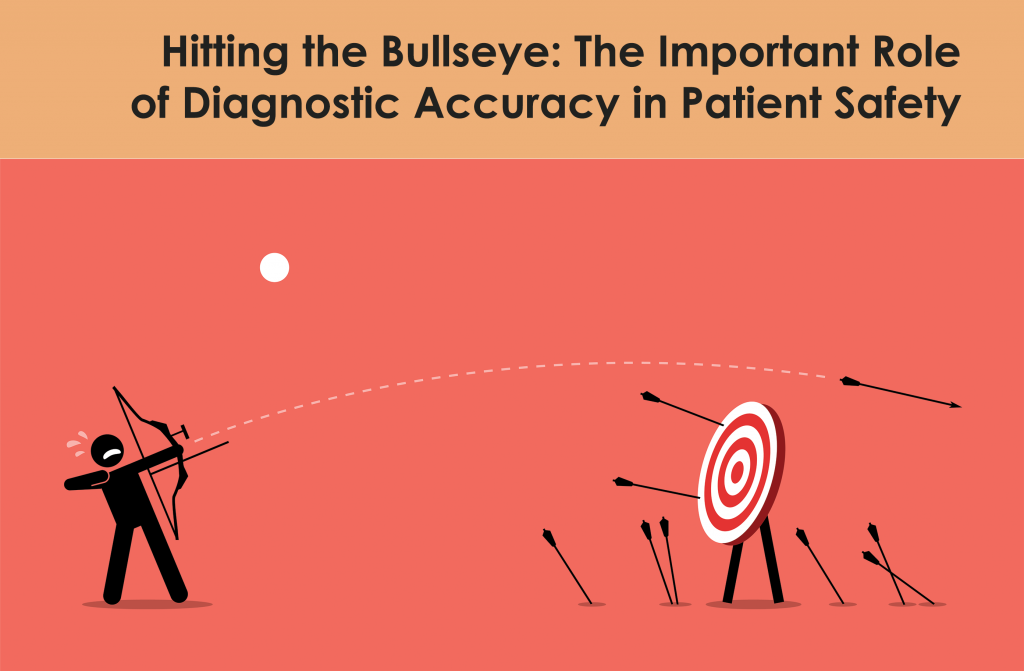 HITTING THE BULLSEYE: THE IMPORTANT ROLE OF DIAGNOSTIC ACCURACY IN PATIENT SAFETY