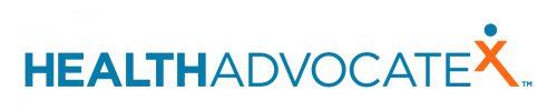 Health Advocate X Logo